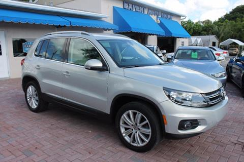 2013 Volkswagen Tiguan for sale in Margate, FL