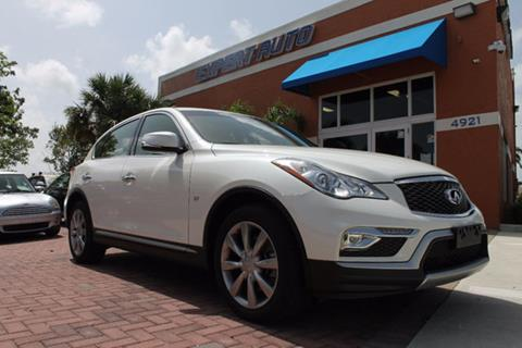 2016 Infiniti QX50 for sale in Margate, FL