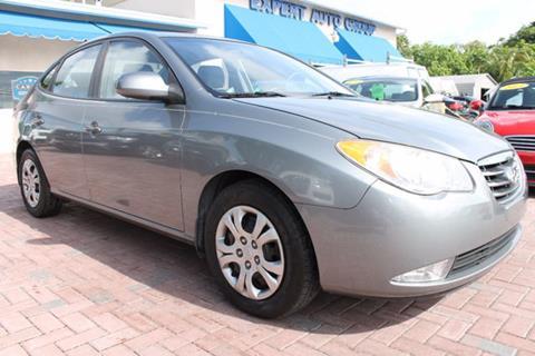 2010 Hyundai Elantra for sale in Deerfield Beach, FL
