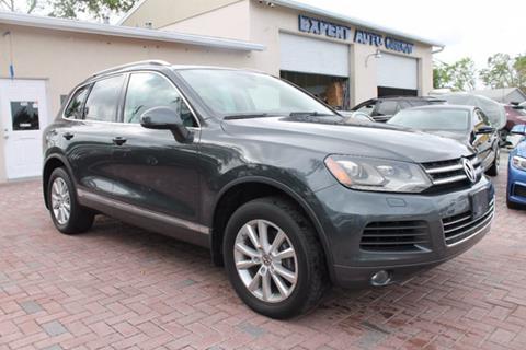 2013 Volkswagen Touareg for sale in Margate, FL