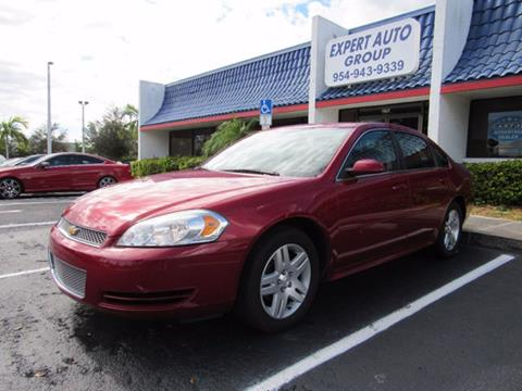2014 Chevrolet Impala Limited for sale in Margate, FL