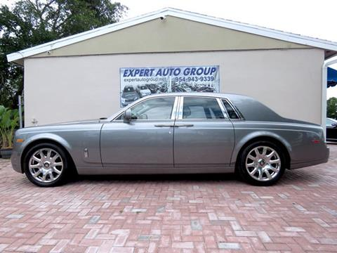 2016 Rolls-Royce Phantom for sale in Pompano Beach, FL