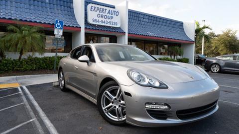 2012 Porsche Panamera for sale in Pompano Beach, FL