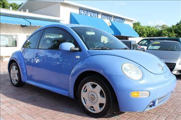 2001 Volkswagen New Beetle for sale in Pompano Beach, FL