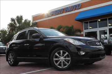 2013 Infiniti EX37 for sale in Pompano Beach, FL