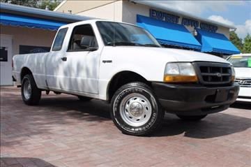 2000 Ford Ranger for sale in Pompano Beach, FL