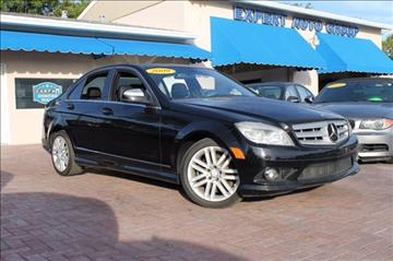 2009 Mercedes-Benz C-Class for sale in Pompano Beach, FL