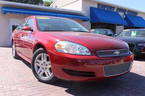 2014 Chevrolet Impala Limited for sale in Pompano Beach, FL
