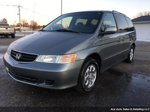 2002 Honda Odyssey for sale in Salem, IL