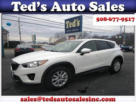 mazda for sale in somerset, ma - ted's auto sales inc