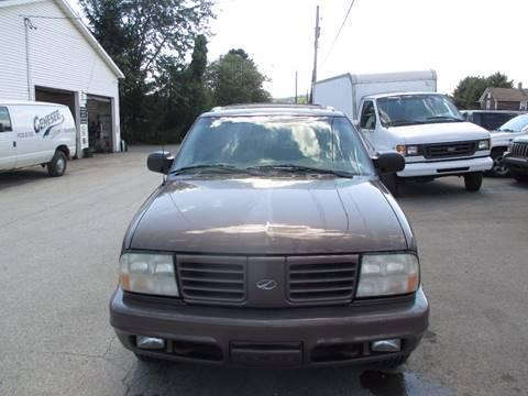 2001 Oldsmobile Bravada for sale in Homer City, PA