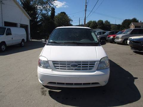 2006 Ford Freestar for sale in Homer City, PA