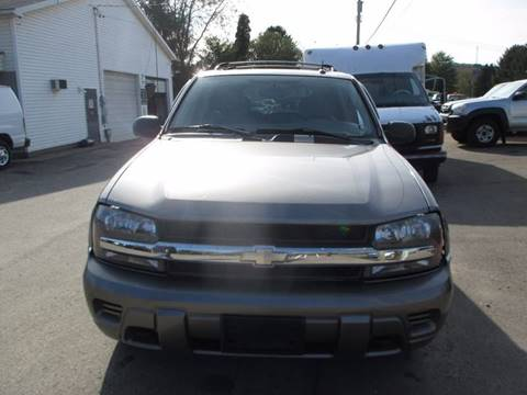 2005 Chevrolet TrailBlazer for sale in Homer City, PA