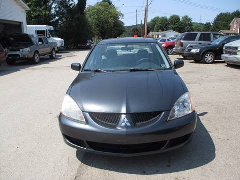 2004 Mitsubishi Lancer for sale in Homer City, PA