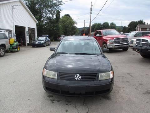 2000 Volkswagen Passat for sale in Homer City, PA