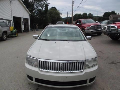 2006 Lincoln Zephyr for sale in Homer City, PA
