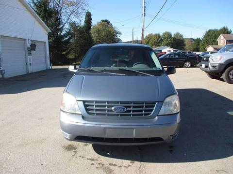 2004 Ford Freestar for sale in Homer City, PA
