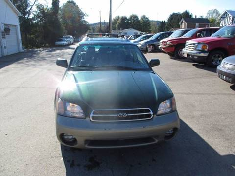 2000 Subaru Outback for sale in Homer City, PA