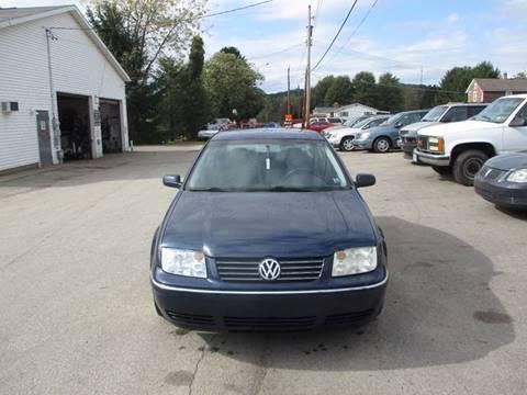 2004 Volkswagen Jetta for sale in Homer City, PA