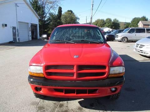2000 Dodge Dakota for sale in Homer City, PA