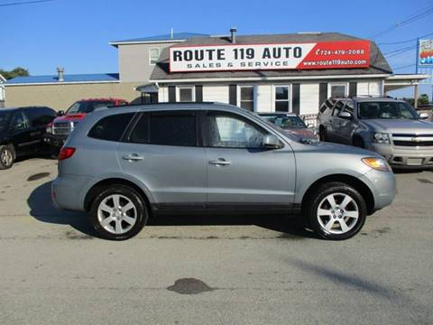 Good ... 2008 Hyundai Santa Fe