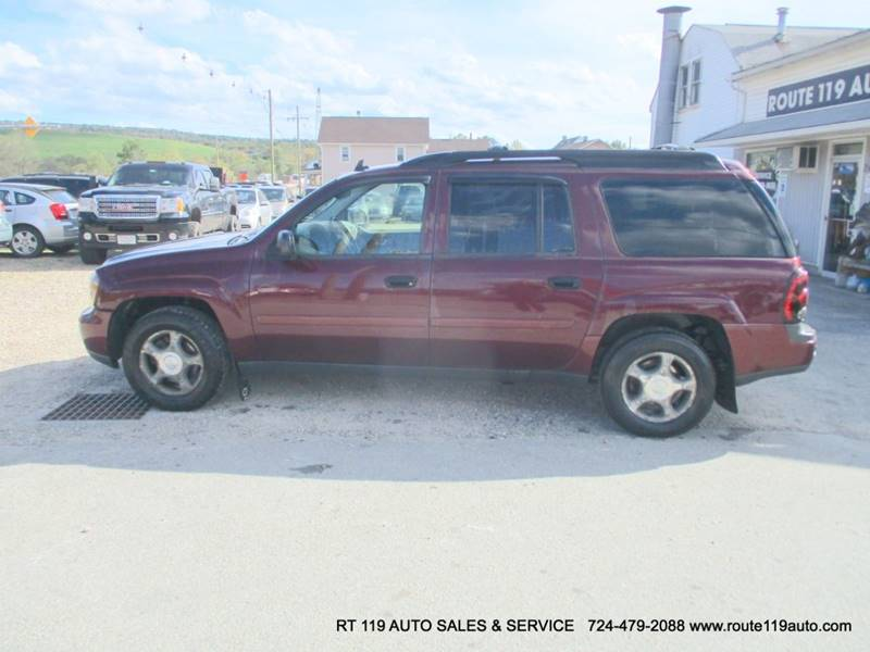 2006 Chevrolet Trailblazer Ext Ls 4dr Suv 4wd In Homer City Pa