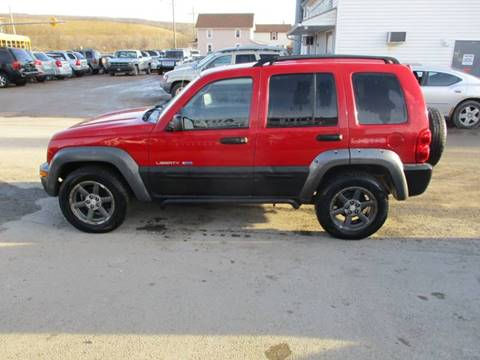 2003 Jeep Liberty for sale in Homer City, PA