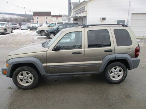2005 Jeep Liberty for sale in Homer City, PA
