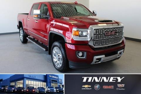 2019 GMC Sierra 2500HD for sale in Greenville, MI
