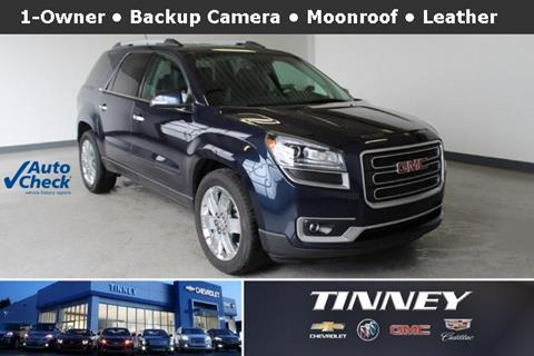 2017 GMC Acadia Limited for sale in Greenville, MI