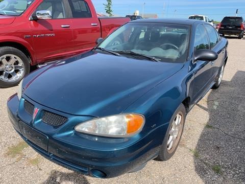 2003 Pontiac Grand Am for sale in Greenville, MI