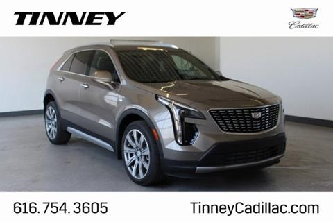 2020 Cadillac XT4 for sale in Greenville, MI