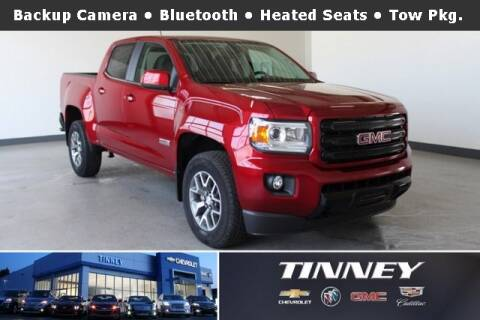2019 GMC Canyon for sale in Greenville, MI