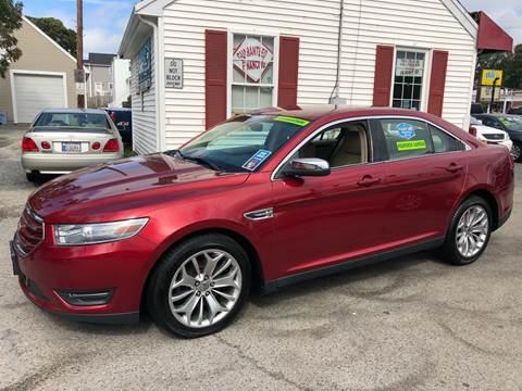 Ford Taurus For Sale In Massachusetts Carsforsale