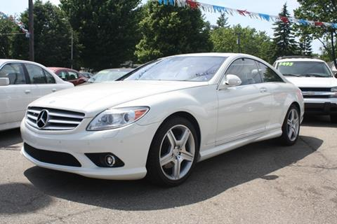 Mercedes benz cl class for sale in michigan for Mercedes benz bloomfield mi