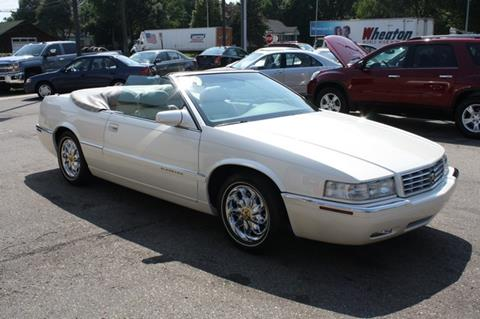 1999 Cadillac Eldorado for sale in Mount Clemens, MI