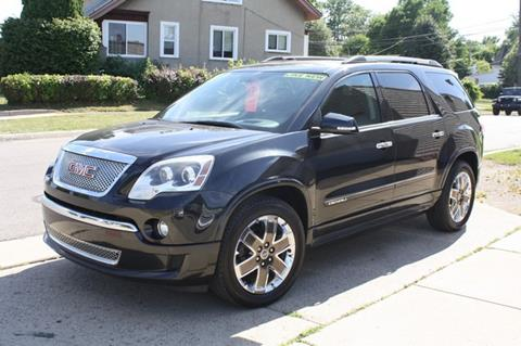 2011 GMC Acadia for sale in Mount Clemens, MI