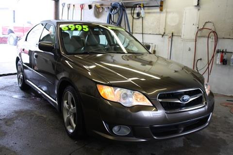 2009 Subaru Legacy for sale at MICHAEL'S AUTO SALES in Mount Clemens MI