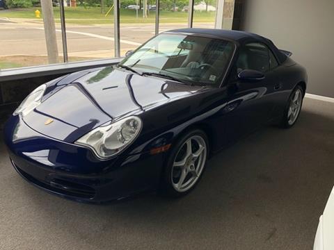 2002 Porsche 911 for sale in Mount Clemens, MI