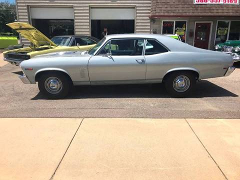 1969 Chevrolet Nova for sale in Mount Clemens, MI