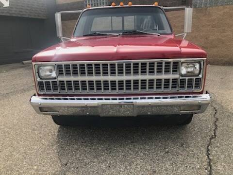 1982 Chevrolet C/K 30 Series for sale at MICHAEL'S AUTO SALES in Mount Clemens MI