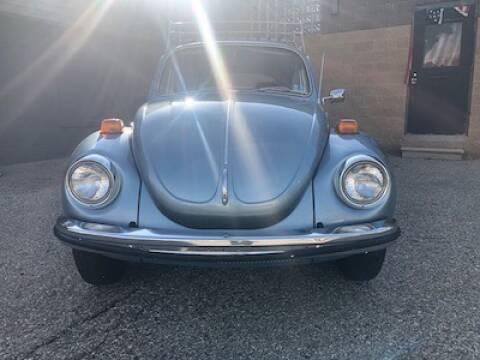 1972 Volkswagen Beetle for sale at MICHAEL'S AUTO SALES in Mount Clemens MI