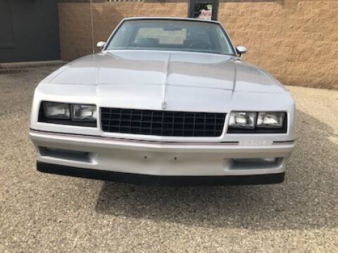 1985 Chevrolet Monte Carlo for sale at MICHAEL'S AUTO SALES in Mount Clemens MI