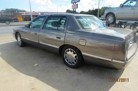 1999 Cadillac DeVille for sale at East Dallas Automotive in Dallas TX