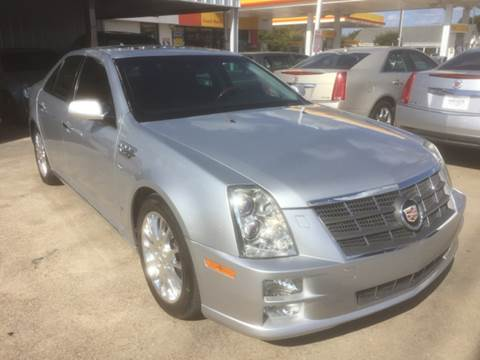 2010 Cadillac STS for sale at East Dallas Automotive in Dallas TX
