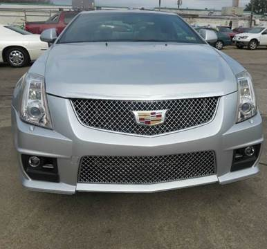 2011 Cadillac CTS for sale at East Dallas Automotive in Dallas TX