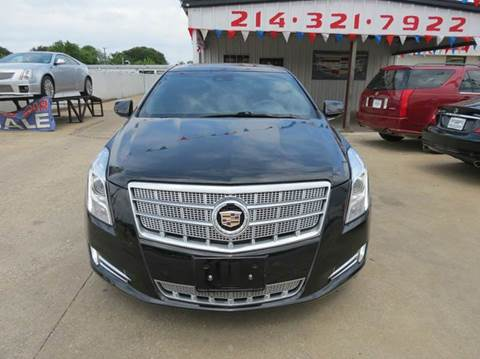 2013 Cadillac XTS for sale at East Dallas Automotive in Dallas TX