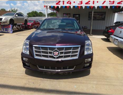 2009 Cadillac STS for sale at East Dallas Automotive in Dallas TX