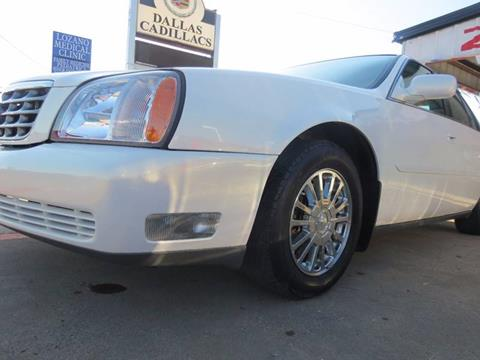 2005 Cadillac DeVille for sale in Dallas, TX
