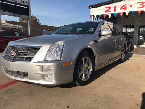2011 Cadillac STS for sale at East Dallas Automotive in Dallas TX